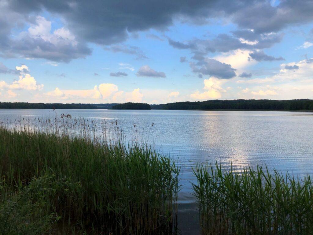 Zdjęcie jeziora Tejstymy