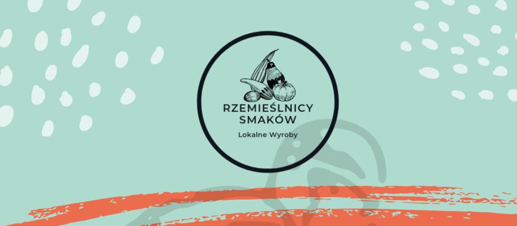 Logotyp Rzemieślnicy Smaków Lokalne Wyroby