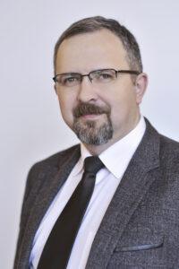 Zdjęcie zastępcy Burmistrza - Zbigniewa Szala