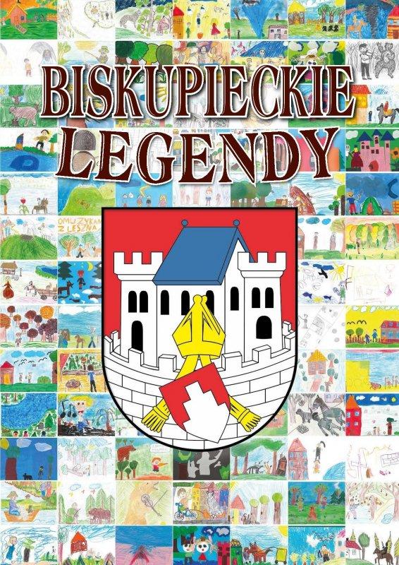 Okładka Biskupieckie Legendy