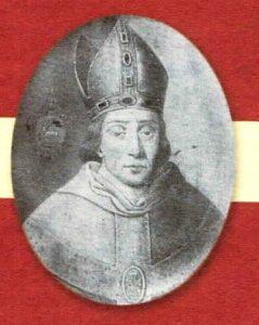 Biskup Henryk Sorbom