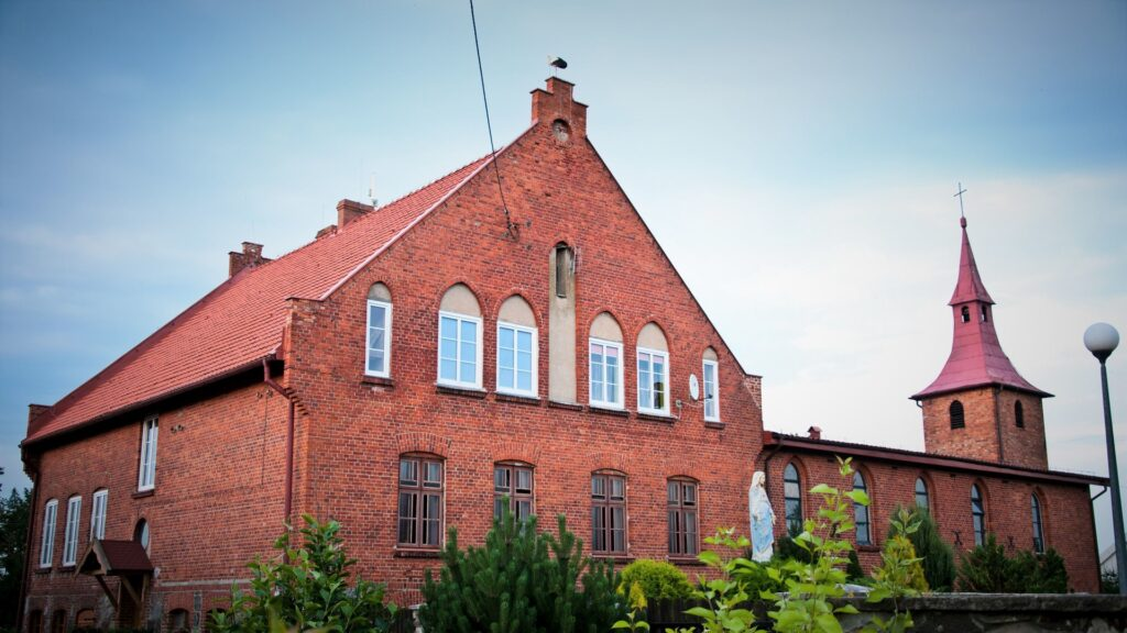 Stanclewo kościół