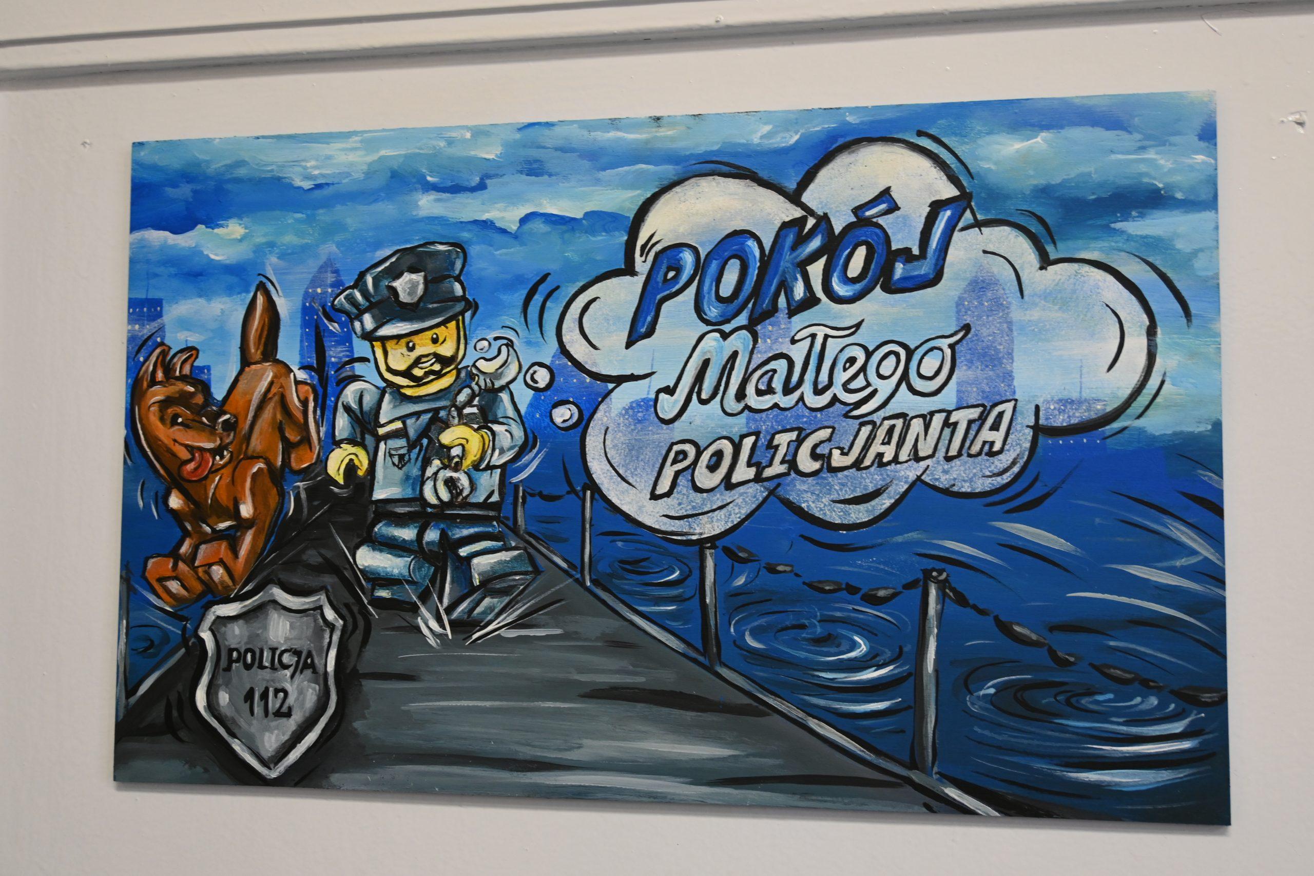 Pokój Małego Policjanta