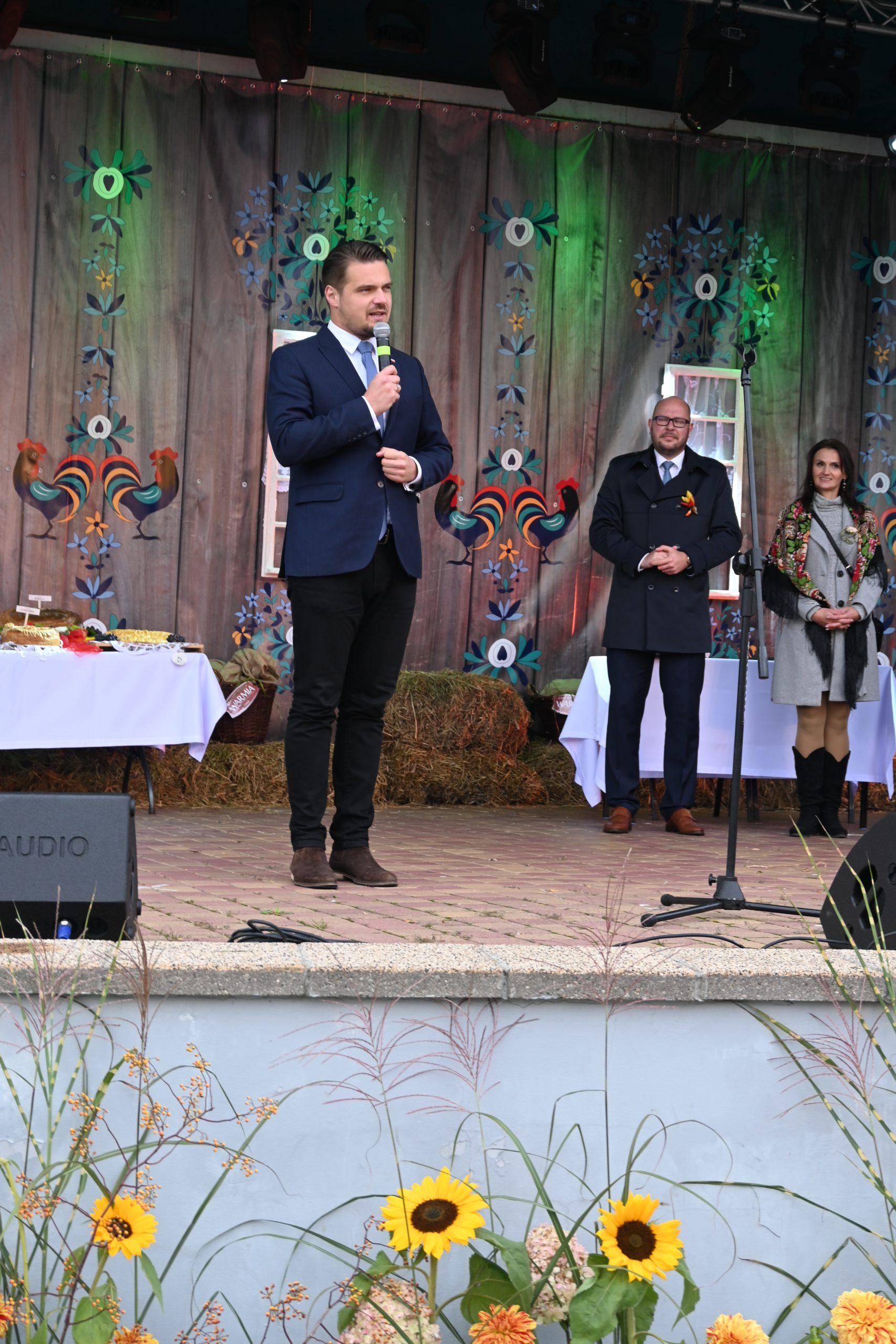 Poseł na Sejm RP Michał Wypij