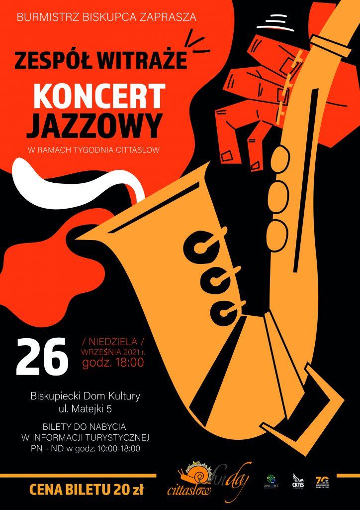 koncert jazzowy