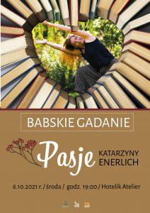 plakat Babskie Gadanie