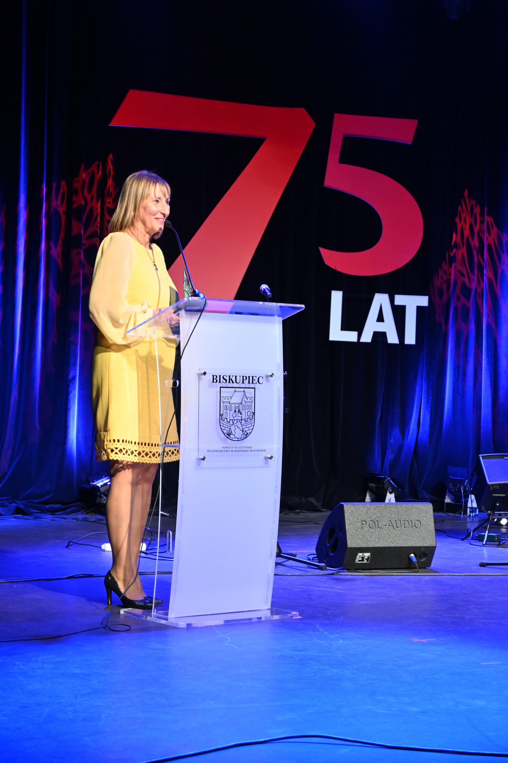 Dyrektor Biblioteki Alicja Kosewska Terech