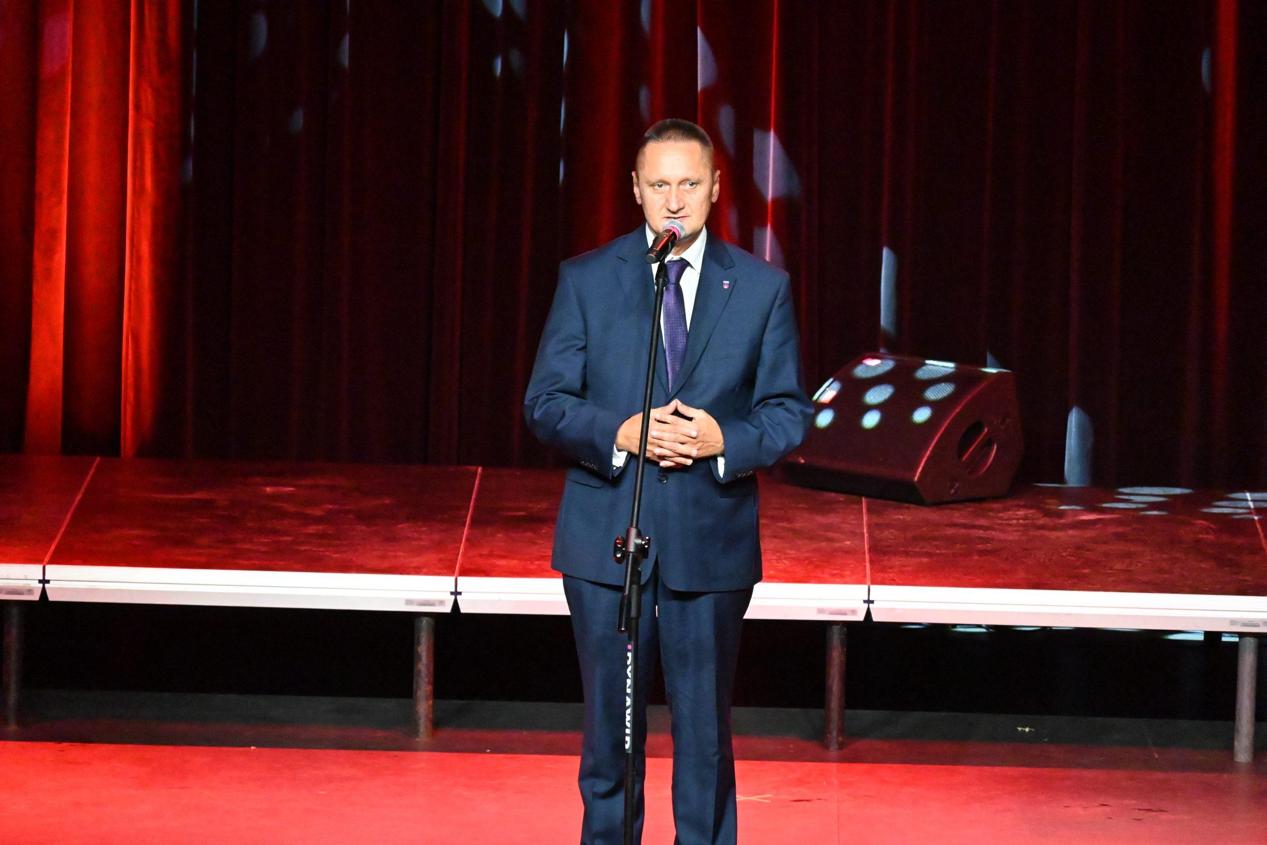 przemówienie Andrzeja Abako Starosty Olsztyńskiego
