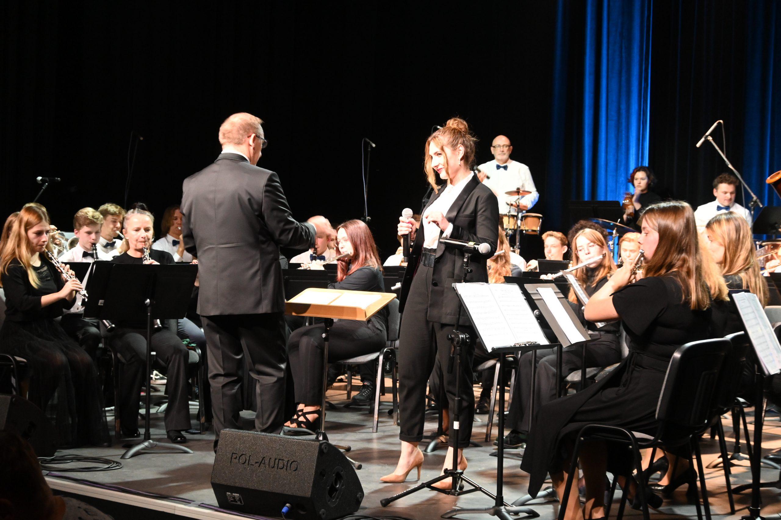 występ orkiestry